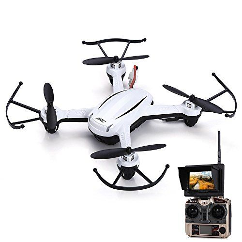 nice GBlife JJRC 2.4G 4 Canales 6 Ejes Gyro RC Hexacopter con 5.8G FPV HD Cámara RTF RC Drone Quadcopter
