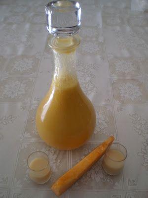 I manicaretti del cuore: Crema di liquore al melone