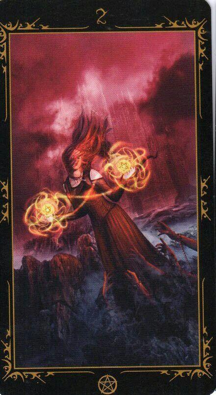 137 Best Images About Dark Angels Tarot / Dark Fairytale