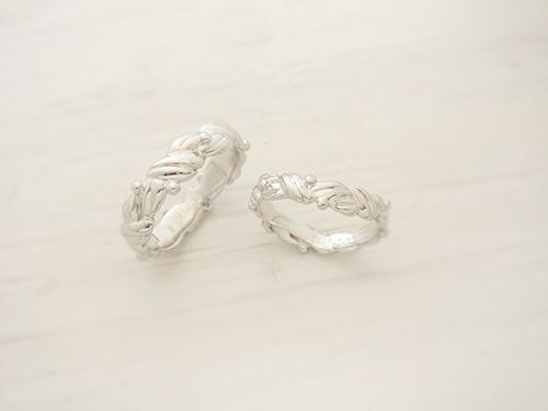 ZORRO Order Collection - Marriage Rings - 097
