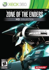 The Zone of the Enders HD Collection marks the return of two fan favorite PS2 games from Hideo Kojima, Zone of the Enders and its sequel Zone of the Enders: The 2nd Runner. Arriving on Xbox 360 and PlayStation®3 in a fully remastered, high definition format, the games feature the engrossing storytelling of Hideo Kojima paired with thrilling robot fights in a futuristic interplanetary setting. Players control fast and powerful mechs (robots) known as Orbital Frames to blast their enemies into…