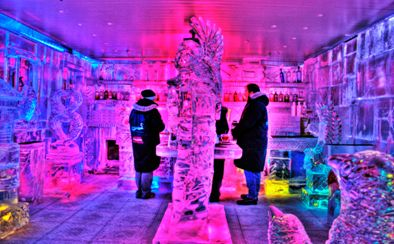 Did you know that there are TWO Ice Bars in Queenstown?