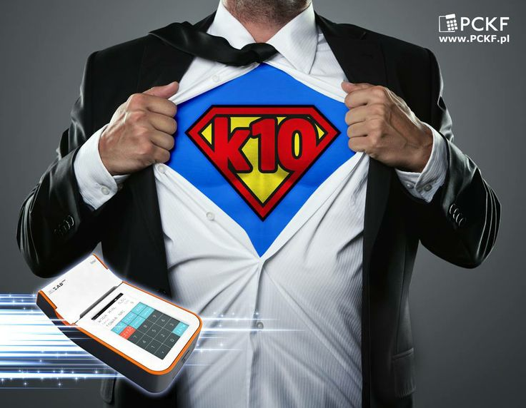 Kasa fiskalna Elzab K10 - Super kasa od super producenta dla super sprzedawców.