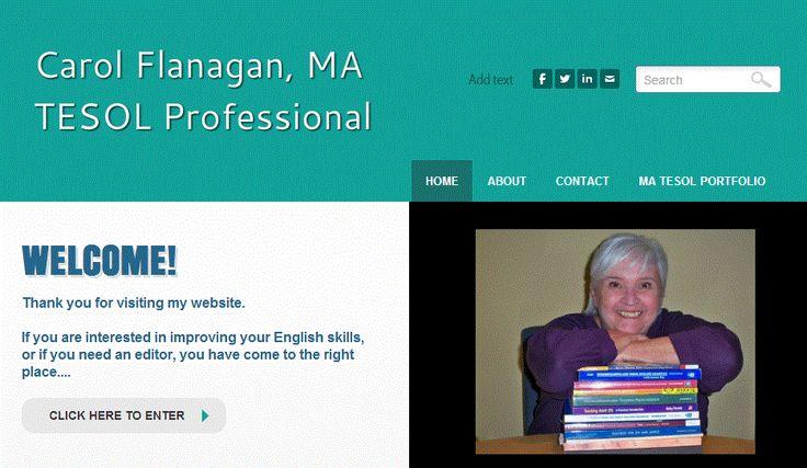 visit my website www.CarolFlanaganESL.com