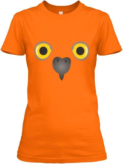 Oi Orange Women's T-Shirt Front