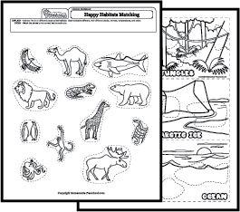 227 best animal habitats images on pinterest animal habitats teaching science and science ideas. Black Bedroom Furniture Sets. Home Design Ideas