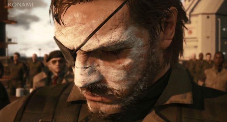 Metal Gear Solid V: The Phantom Pain E3 2014 Trailer Leaked