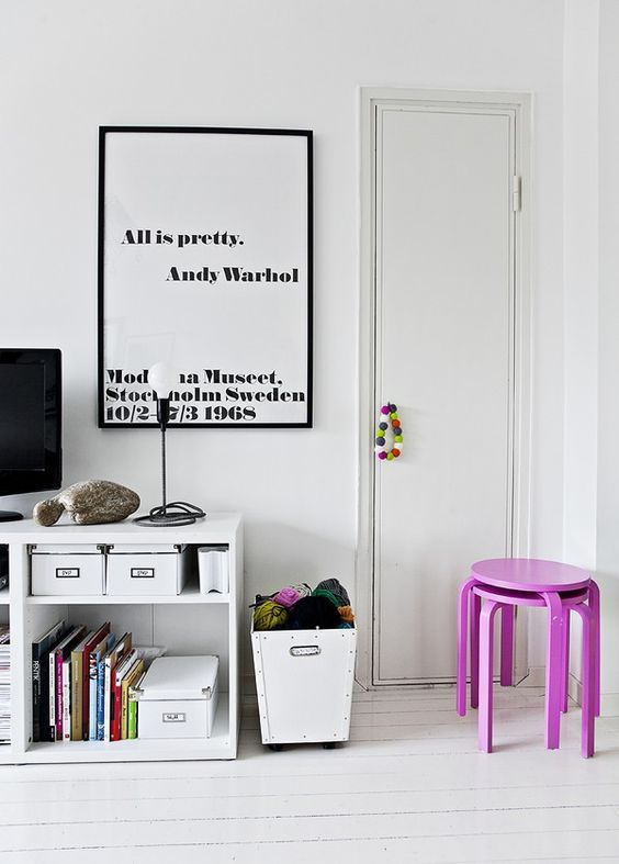 All is pretty by andy warhol poster for moderna museet purchase online at
