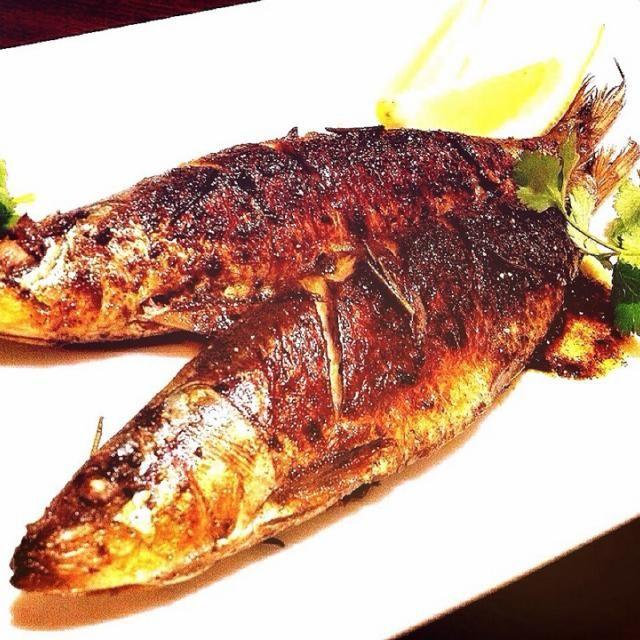 鰯とカレーの組み合わせ、某カレー料理屋さんで頂いて美味しかったので参考にし作りました… お魚が好きなゆずちゃんとご一緒に頂きました。 ゆずちゃん、食べて頂いてありがとう - 66件のもぐもぐ - 鰯のカレーソテー by ucoparche