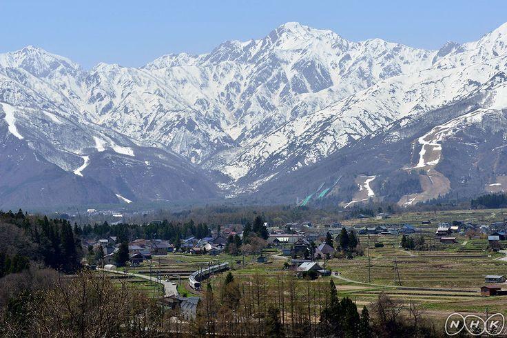 長野県白馬村