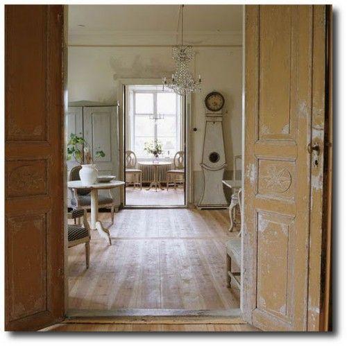 Swedish Country Home Decor: 209 Best Gustavian/Swedish Interiors Images On Pinterest