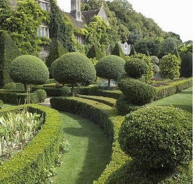 Best 25+ Formal Garden Design Ideas On Pinterest