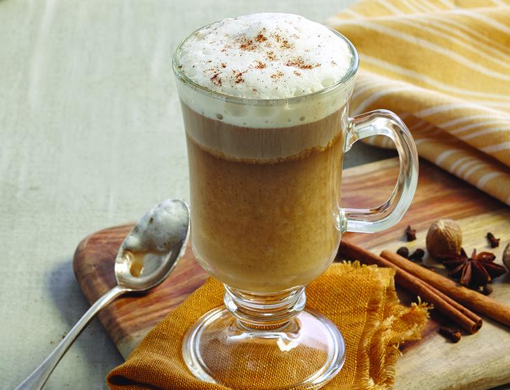 maple pumpkin spiced latte
