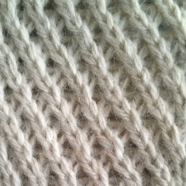 Simple Knitting Stitches : 17 Best images about yarn inspiration: knit stitch patterns on Pinterest Ri...