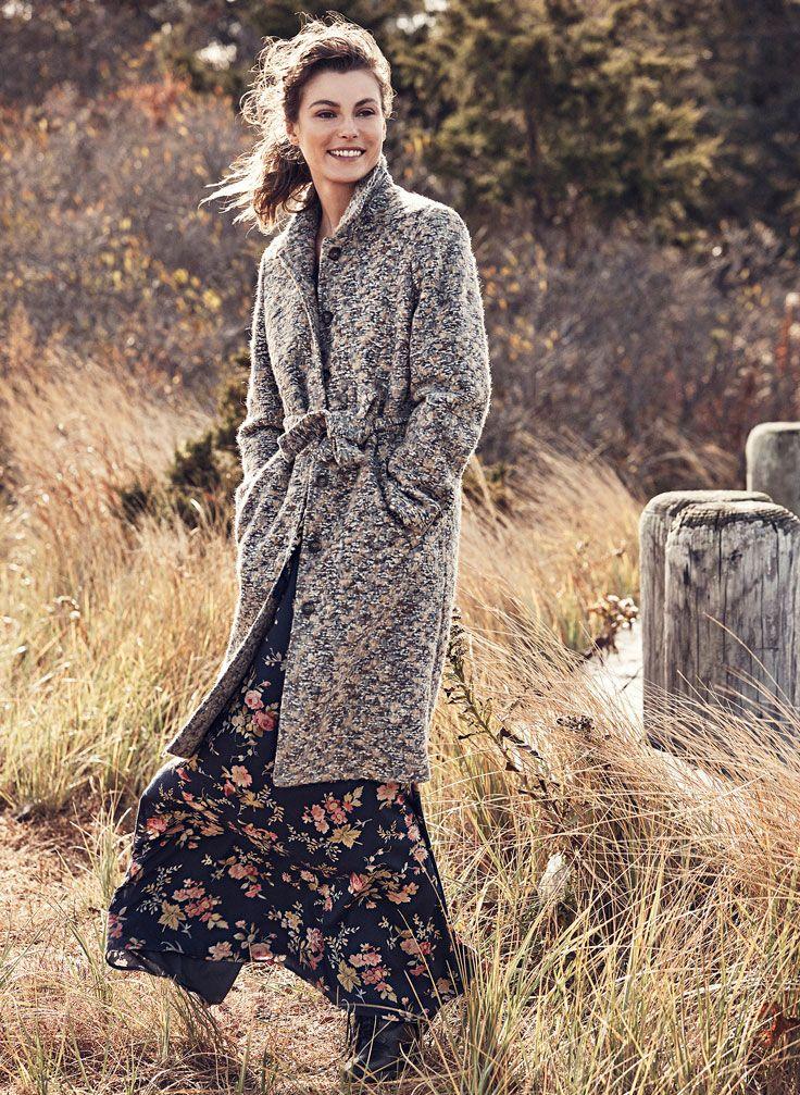 daisy coat lexington