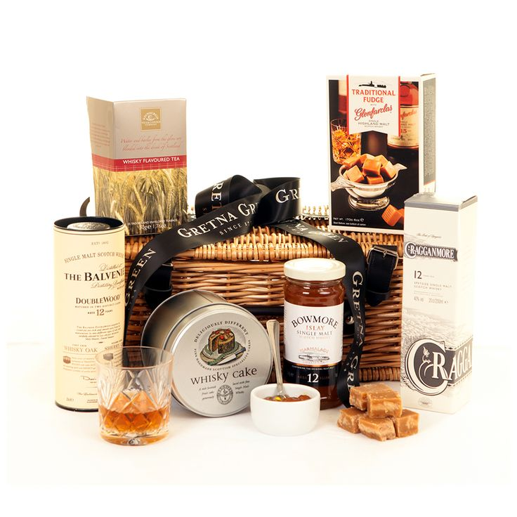 Whisky Flavours Scottish Hamper