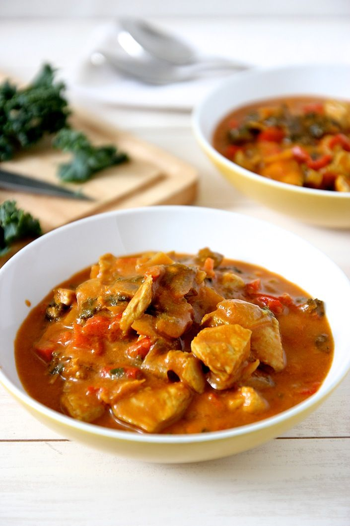 African Groundnut Stew Recipe | Whole Lifestyle Nutrition