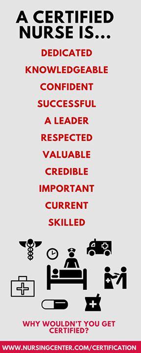 What is a certified nurse? http://p.ctx.ly/r/3uc3 #CertifiedNursesDay #nurse #nursing #RN #nurses #ilovenursing #gifts #nurse practitioner #all nurses #nursing programs #travel nursing #accelerated nursing programs #cns #nursing jobs #nursing school