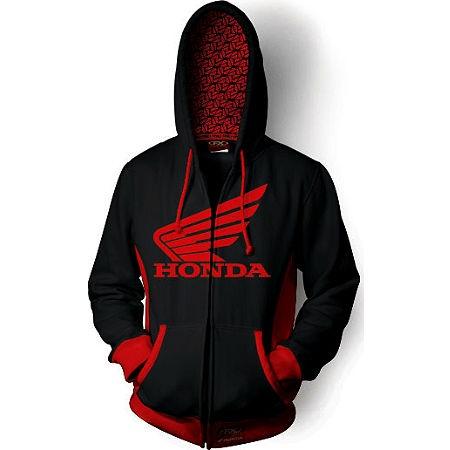 Factory Effex Honda Limit Zip Hoody