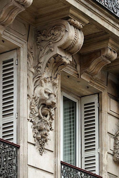 vintagehomeca:  (via 56 Boulevard de Magenta, Paris. | Paris Fascination)