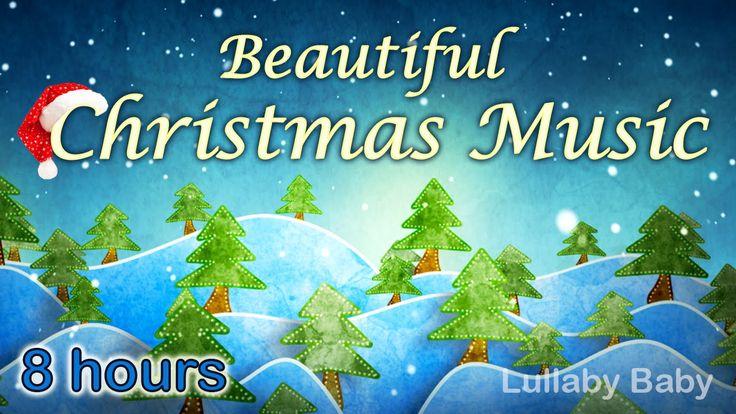 ✰ 8 HOURS ✰ CHRISTMAS MUSIC Instrumental ✰ Christmas Songs Playlist ✰ Pe...