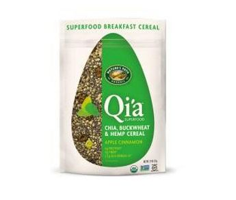 Gluten Free and Healthy Breakfast Ideas? - Looking for gluten free AND healthy breakfast ideas? These products below are cleaner, gluten free, Non-GMO, and vegetarian. Many are vegan too. Click on the link or image to learn more about each product. Qi'a Superfood – Chia, Buckwheat & Hemp Cereal Apple Cinnamon  POMEGRANATE... http://www.foodsniffr.com/blog/gluten-free-healthy-breakfast-ideas/