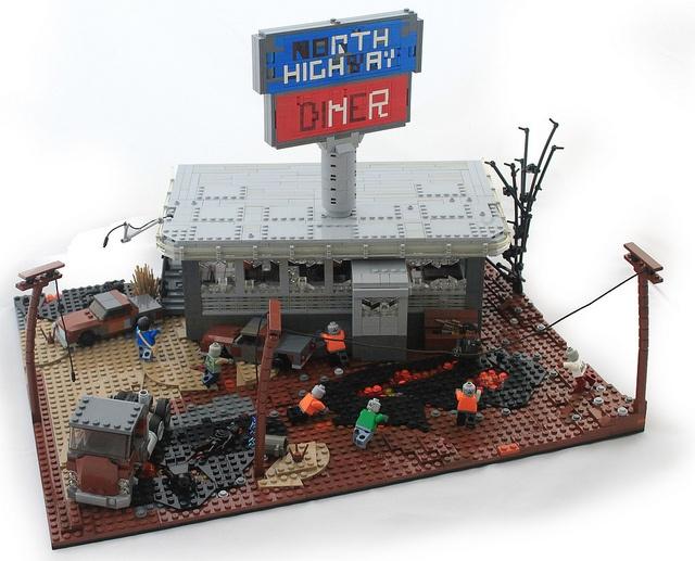 TranZit: Call Of Duty Black Ops II by Lego Junkie., via Flickr