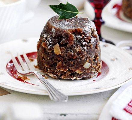 Mix & Match Mini Christmas Pudding | Community Post: Top 5 Christmas Pudding Recipes