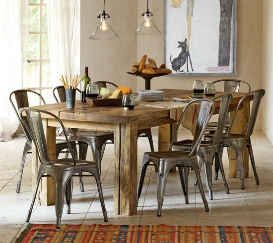 167 Best Dining Tablechairs Color Combos Images On Pinterest Captivating Pictures Of Dining Room Chairs Decorating Design