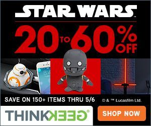 May the 4th Be With You – Celebrate National Star Wars Day in True Nerd Fashion May 4th http://www.mymomisadork.com/may-the-4th-be-with-you-60-off/