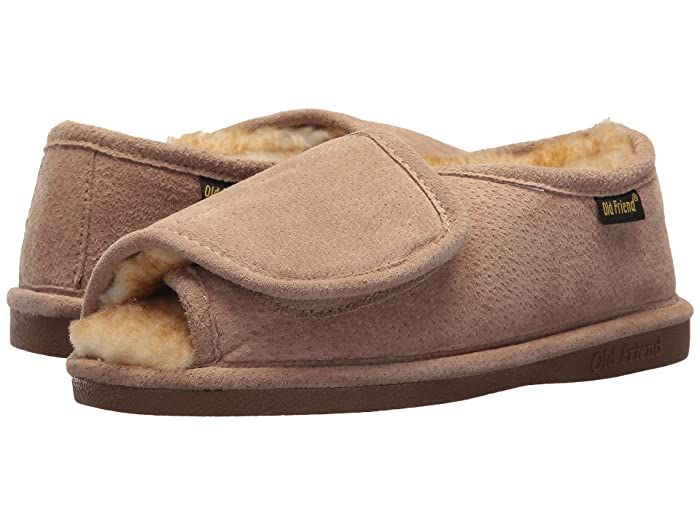 Old Friend Ladies Step In Zappos Com In 2020 Womens Slippers Old Friend Slippers Shoes