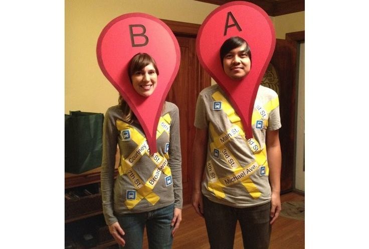 20 Most Ironic And Witty Halloween Costume Ideas - Bored!