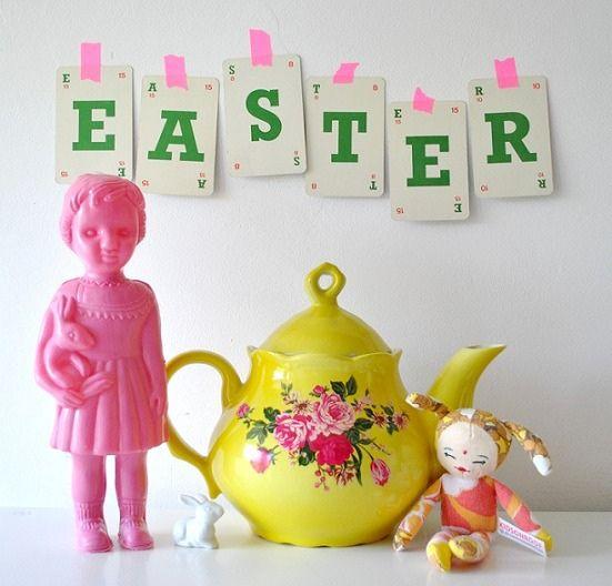 Colors: Favorite Colours, Easter Colors, Vintage Easter, Easter Decor, Easter 2017, Vintagey Easter, Easter Dream Cars, Creepy Doll