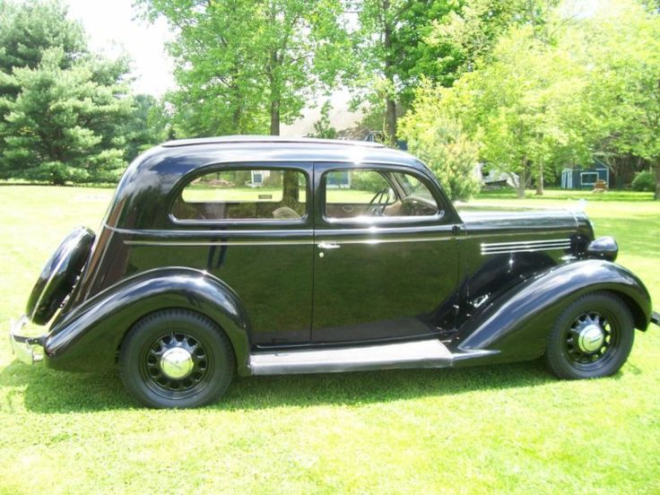 1935 plymouth pj business 2 door sedan american cars