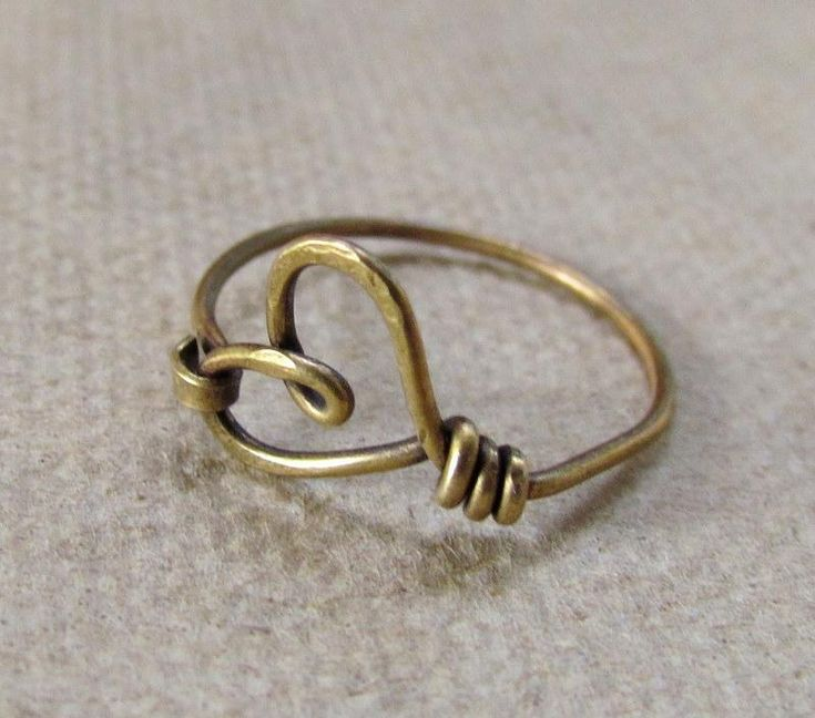 Jewelry: Heart Ring