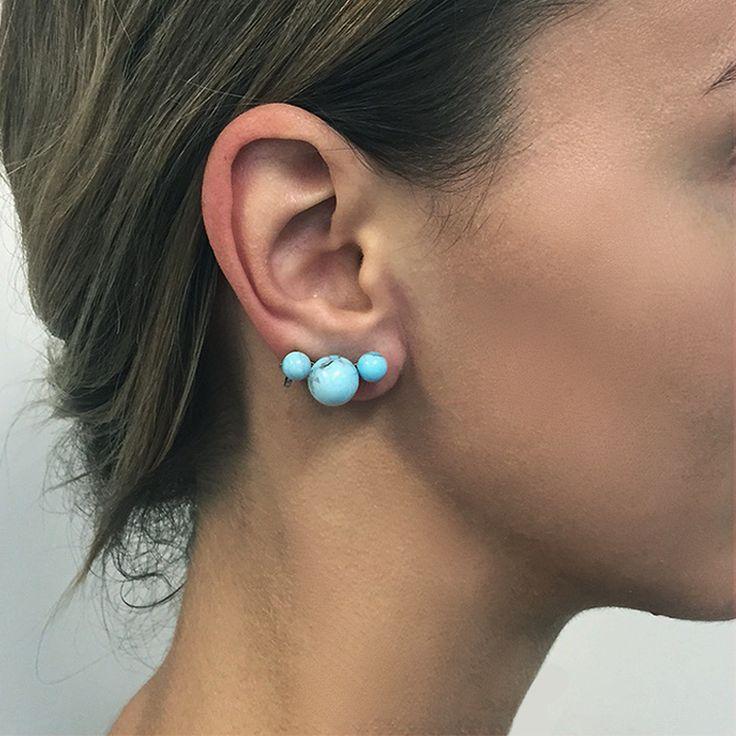 Earrings | Designer Earrings & Ear Cuffs Online | Amber Sceats