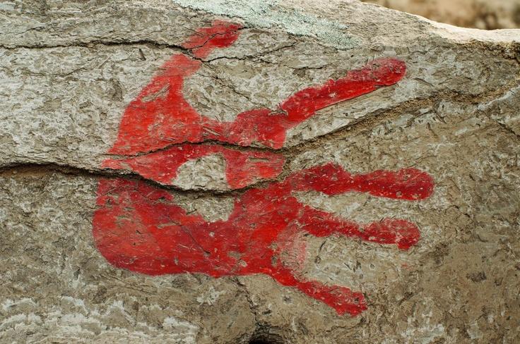 ak/m nick cave cave painting  =|||=  Çatalhöyük, Turkey (7,000 - 5,500 BC)