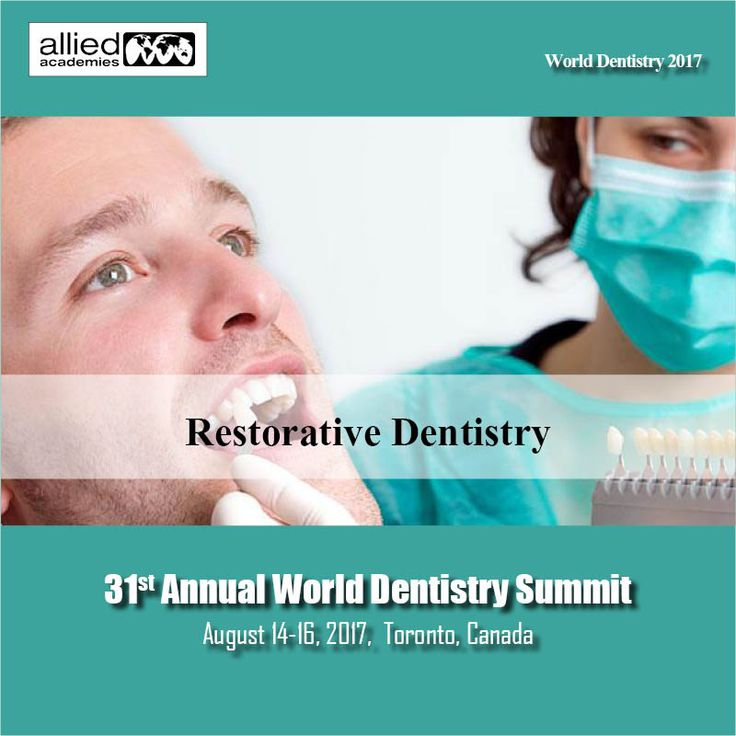 Restorative Dentistry - Restorative Dentistry is the study, diagnosis and integrated management of diseases of the #oral cavity