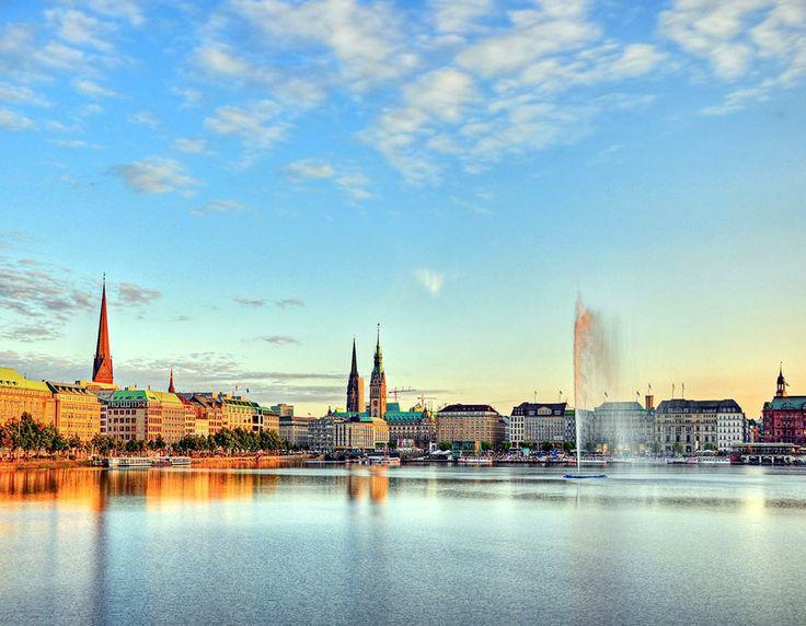 Hamburg'da Görülmesi Gereken Yerler