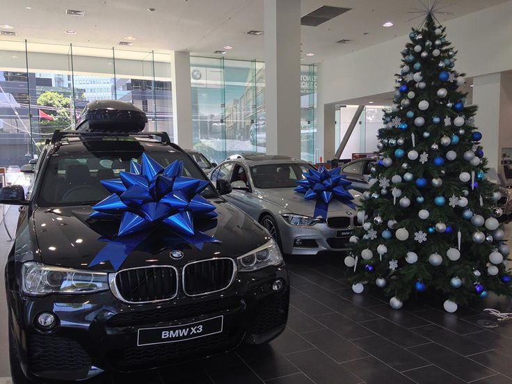 Christmas Marketing Campaign idea: Venture into a Australian BMW dealership in the month of December and you will notice a distinctive large bow on ...