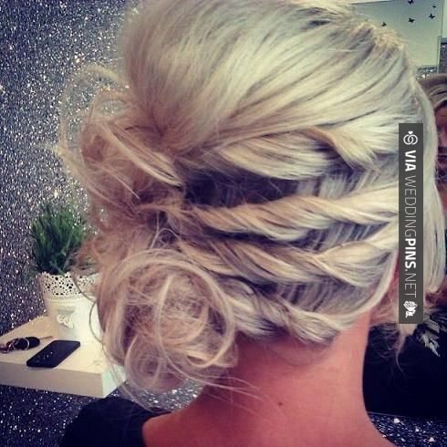 So Cool Wedding Guest Hair Twisted Updo Check Out These Other Awesome Pics