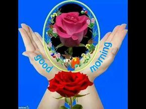 Very Good Morning | Good Morning Video Greeting, Wishes, E Card - YouTube