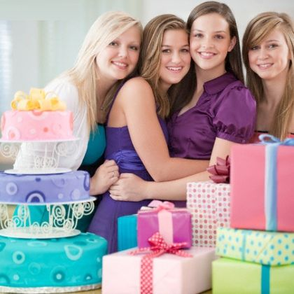 The Most Exciting Teenage Birthday Ideas - Creative Tips For Teenage Birthday Party | Bash Corner