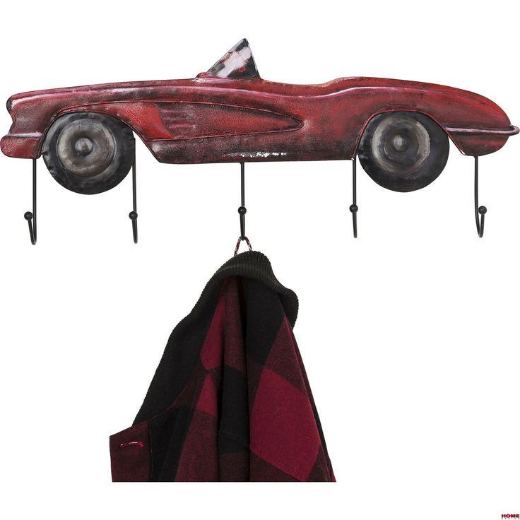 Kare Design :: Wieszak Auto Cabrio Red (80849) Home Design. Nasze Marki