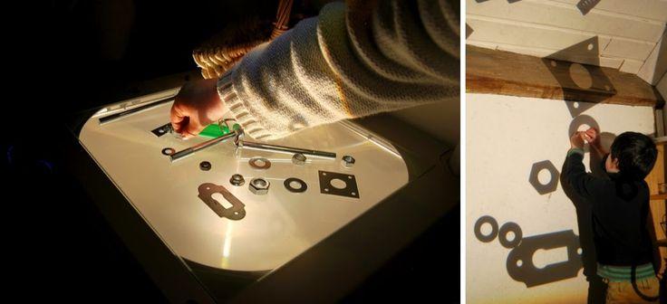 Rondelles, gâches, anneaux variés, écrous...voir la caisse à outils ;-)