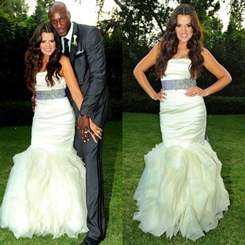 Khloe Kardashian Wedding Gown: 1000+ Images About Khloe Kardashian Wedding On Pinterest