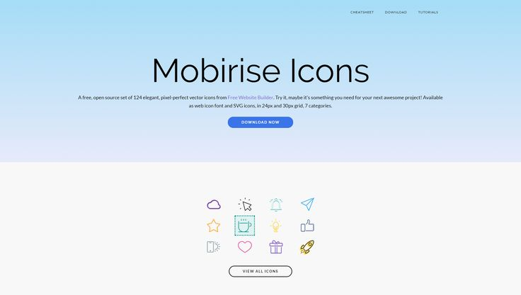 Open source and 100% free icon font and svg icon set in webdev theme.