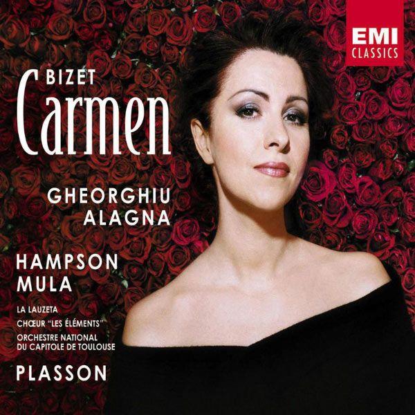 Bizet - Carmen - Orchestre du Capitole de Toulouse, Michel Plasson