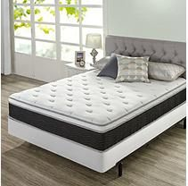 """Night Therapy 12"""" iCoil Premium Extra Firm California King Mattress and BiFold Box Spring Set"""