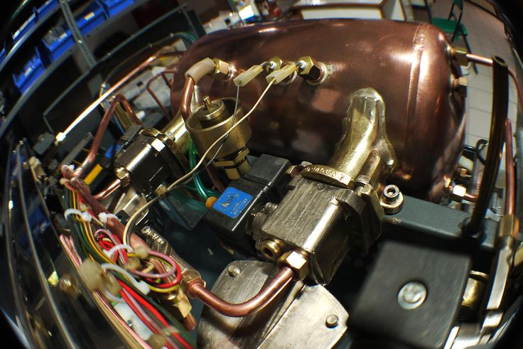 Espresso machine Reneka Cafina rebuild